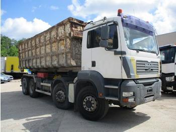 Camion ampliroll MAN TGA 35.390