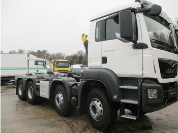 Camion ampliroll MAN TGS 35.460