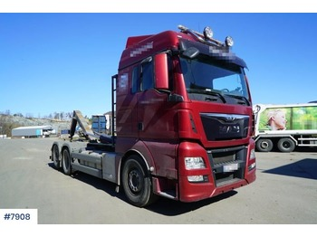 Camion ampliroll MAN TGX 28.480