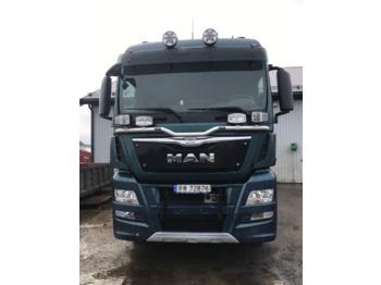 Camion ampliroll MAN TGX 35.560: photos 1
