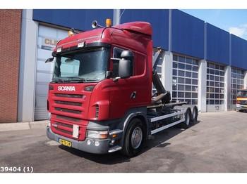 Scania R 420 Euro 5 Retarder - camion ampliroll