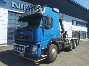 VOLVO FM 12 8x4 - camion ampliroll