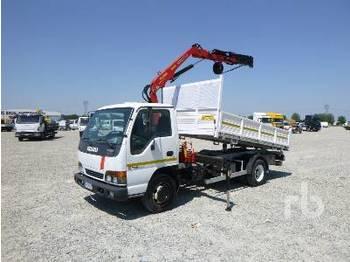 Camion basculantă ISUZU NQR70L 4x2