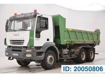 Camion basculantă Iveco Trakker 380 - 6x4