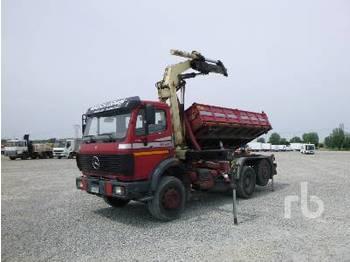 Camion basculantă MERCEDES-BENZ 1826 6x2