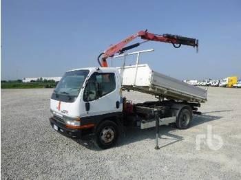 Camion basculantă MITSUBISHI CANTER 4x2