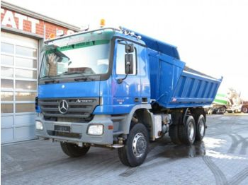 Camion basculantă Mercedes-Benz Actros 3344AK 6x6 3-Achs Allradkipper Meiller