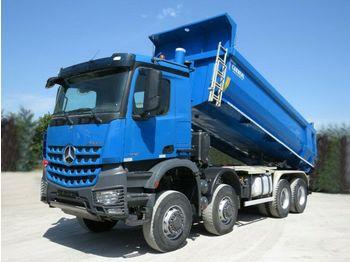 Camion basculantă Mercedes-Benz Arocs 4142 8x8 4 Achs Muldenkipper