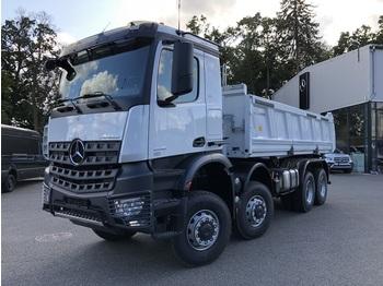 Camion basculantă Mercedes-Benz Arocs 4145 AK 8x8/4
