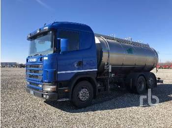 Camion basculantă SCANIA 124L420 6x2: Foto 1