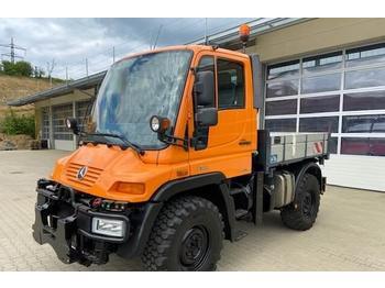 Unimog 300 - U300 405 15589 Mercedes Benz 405  - camion basculantă