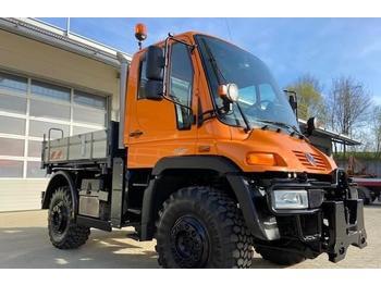 Unimog 400 - U400 405 28716 Mercedes Benz 405  - camion basculantă