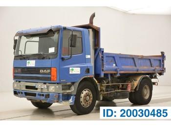 DAF 75.270 ATi - camion benne