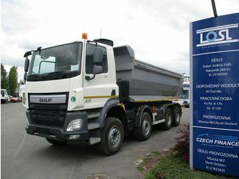 DAF CF460 EURO 6 S1  - camion benne