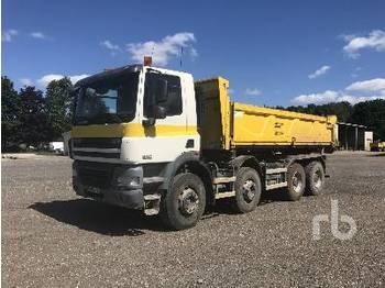 DAF CF85.410 8x4 - camion benne