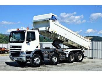 DAF CF 85.410 Kipper+Bordmatic 6,10m 8x4 TopZustand!  - camion benne