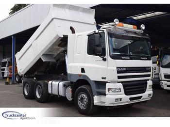 DAF CF 85 - 480 6x4, Manuel, Retarder, Steel springs, Old tacho, Truckcenter Apeldoorn - camion benne