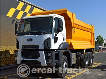 FORD 2016 CARGO 3542 D EURO 6 AC 6X4 HARDOX TIPPER - camion benne