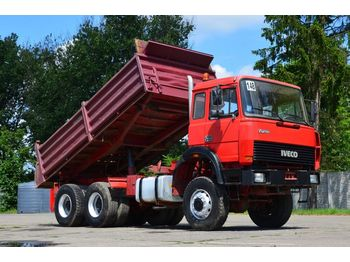 IVECO 260-34AHW 1992 6x6 TIPPER - camion benne