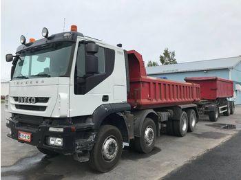 IVECO IVECO JYKI Trakker AT 410T50 8x4 Trakker AT 410T50 8x4 1 - camion benne