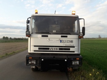 Iveco Eurotech - camion benne