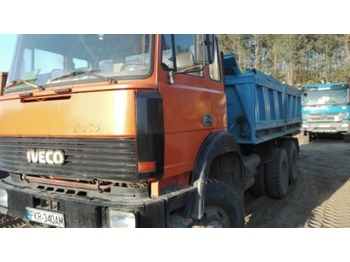 Iveco Magirus 260-34 - camion benne
