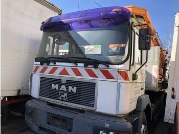 MAN 26.403 T 39 6x4 - camion benne