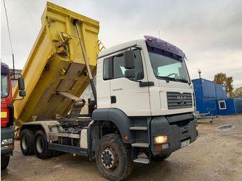 MAN 33.390 - camion benne
