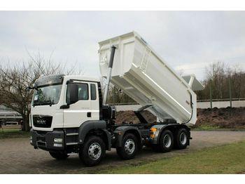 Camion benne MAN 41.400 8x4 / Kipper / EURO 5