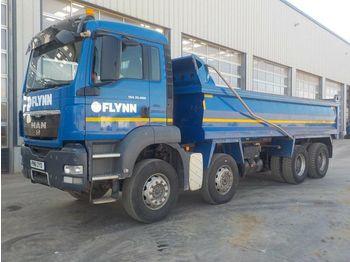 MAN TGS32.400 - camion benne