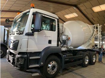 MAN TGS 33.430 6x4  EuromixMTP WECHSELSYSTEM  - camion benne