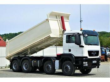 MAN TGS 41.440 8x4 Billencs - camion benne