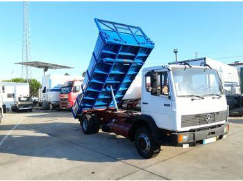 MERCEDES-BENZ 1320 Intercooler left hand drive OM366LA 3 way - camion benne