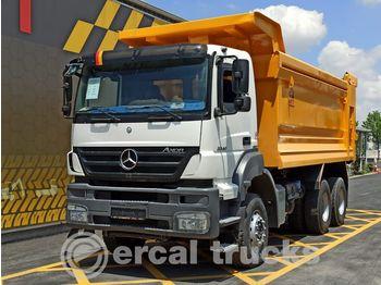 MERCEDES-BENZ 2011 AXOR 3340 E4 6X4 HARDOX TIPPER - camion benne
