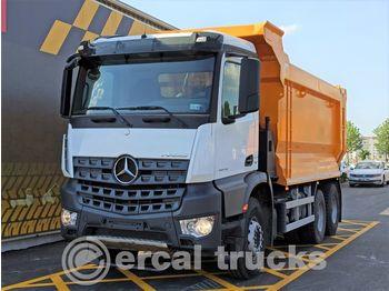 MERCEDES-BENZ 2017 AROCS 3342 E6 AC 6X4 HARDOX TIPPER - camion benne