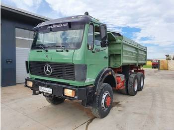 Mercedes Benz 2626 AK 6X6 meiller tipper - camion benne