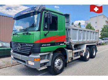 Mercedes-Benz 2648  - camion benne