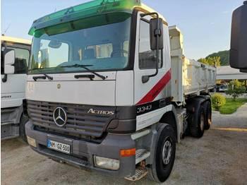 Mercedes Benz ACTROS 3343 6X4 meiller tipper - euro 3 - camion benne