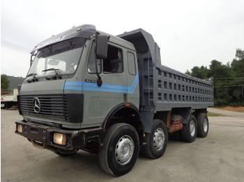 Mercedes Benz MERCEDES BENZ 3235(8X4) WITH RETARDER ! - camion benne
