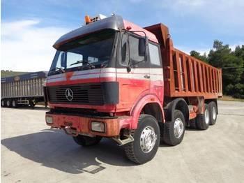 Mercedes Benz MERCEDES BENZ 3338K(8X4) TELMA/RETARDER - camion benne