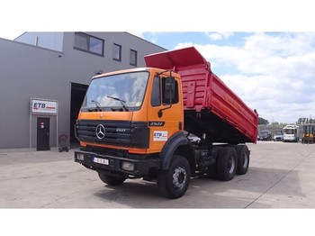 Camion benne Mercedes-Benz SK 2527 (FULL STEEL / V6 / BIG AXLE )