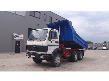 Camion benne Mercedes-Benz SK 2628 (BIG AXLE / STEEL SUSPENSION / V8 ENGINE)