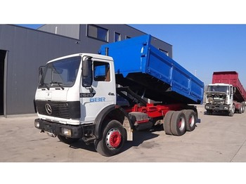 Camion benne Mercedes-Benz SK 2628 (FULL STEEL/ V8/ BIG AXLE)