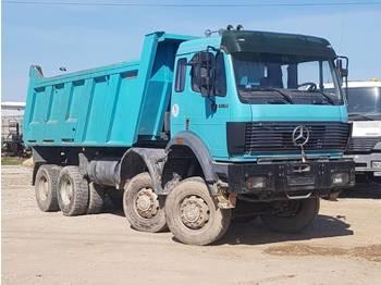 Mercedes Benz SK 3538 AK 8X8 BIG DUMPER TIPPER - camion benne
