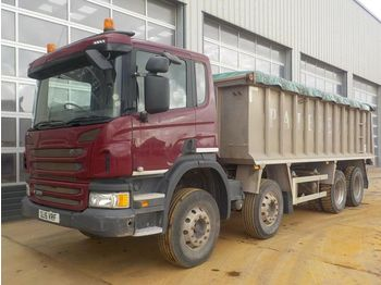 Scania P370 - camion benne