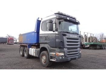 Scania R500 - camion benne