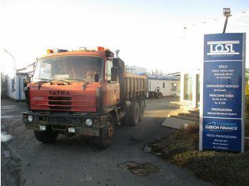 Tatra 815 S1  - camion benne