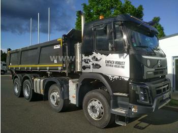 Volvo FMX 500 8x4 Dautel Bordmatic,2Kamera,Kühlbox,VDS  - camion benne
