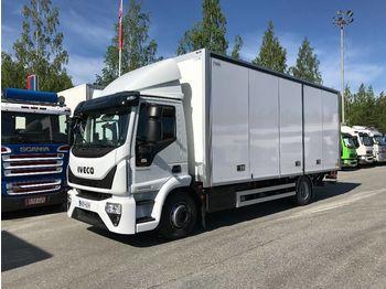 Camión caja cerrada IVECO Eurocargo ML 120E25/FP