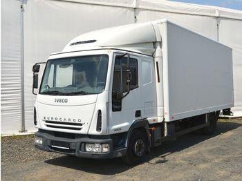 Camión caja cerrada IVECO Eurocargo ML 80E18